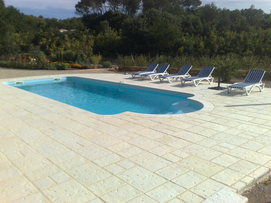 Villa Krylos  Piscine Var Lorgues  Construction Rnovation De